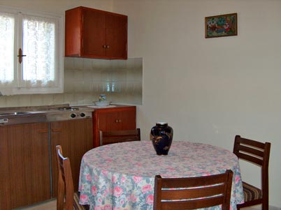 apartment - kitchen